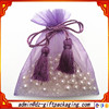Personalized Cheap Organza Bags /Wholesale Organza Gift bags