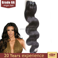 Tangle free high quality queens hair products brazilian body wave