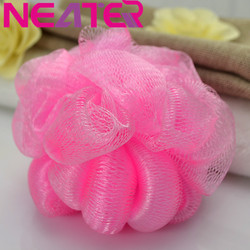 Many style colorful light bath sponge for body cleaning,Bath Scrubbers,sponge in bath