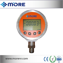 Brand new smart digital hydraulic/oil pressure gauge from China manufactory