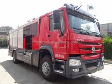Foam fire truck with high quality and best price