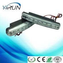 Factory direct sale 8 LED Daytime Running Light fog lamp
