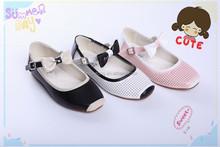 2015 spring wholesale fancy casual fashion princess rivet cheap baby girl shoes