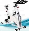Comercial equipo de la aptitud/ máquina de la gimnasia/ Cardio/ Ejercicio Bicicleta/ hilatura