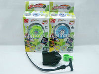 5D beyblade metal and plastic battle top with light