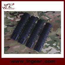 Hot sales Gun Accessories Rail Cover Rubber Tactical Handguard Rail Cover Of TD Style 4pcs wholesale Rubber