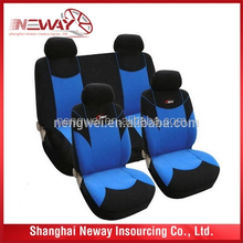 promotional style car seat protective anti-dust cover