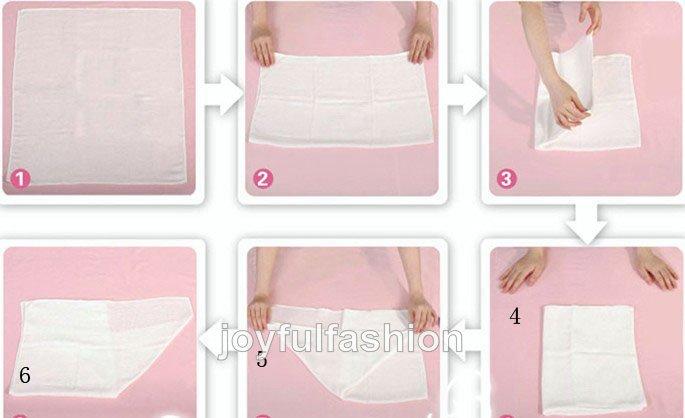 Как сделать подгузник из марли новорожденному 215