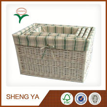 Brown Round Wicker Storage Basket Alibaba China
