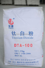 white pigment titanium dioxide cas no.: 13463-67-7 rutile/anatase tio2 high quality with good price