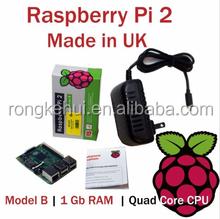 Raspberry Pi 2 Model B 1GB RAM Made in UK includes AC power supply 2