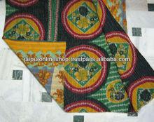 Pure Cotton Blankets , Indian Handmade Cotton Quilt