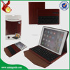 Patent product Ant bee grain bluetooth keyboard leather case for iPad Air2