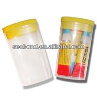 aluminum tube in plastic container 1g super glue
