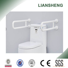 toilet stationary support grab rail
