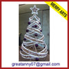 Hot sale 2015 christmas decoration artificial LED christmas tree for indoor