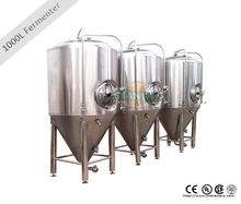 1200L beer production and producing equipment and plant