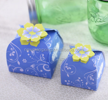 new design luxury Wedding Party Favors Gift Boxes 2015