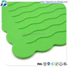 silicone pads, pot bearing pad, silicone baking mat bpa free neat long lifetime OEM ODM