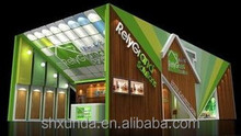 Popular stand exhibition booth design services