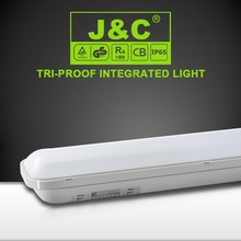 36w integrate ip65 1200mm led tri-proof light with CE