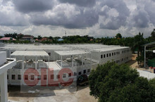 CILC Two Storey Flat Pack Container for School in South-East Asia