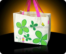 economical 100% recycled nonwoven shopping bags/nonwoven tote bags