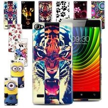 Stylish TPU Printing Gel Skin Case For Lenovo VIBE X2 silicone Cover Bags With Free Shipping