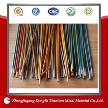 camping tent poles alumium tubing color anodized aluminum pipes for tent