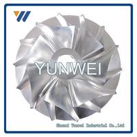 High Quality Standard Precision Cast Aluminum Impellers