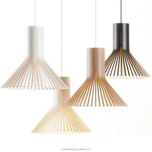 Modern Bird Cage wood Pendant lamp for living room, bed room, resturant, exhibiton room PLP8058