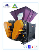 High efficient Plastic Film Shredder/pe film recycling machine