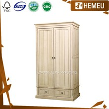 WB3006 Customized kids wooden Wardrobe bedroom furnitures