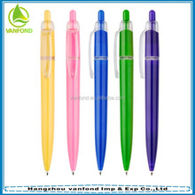 Hot sales ballpoint pen refill with logo printing