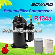 r134a rotary compresor de aire acondicionado para el hogar deshumidificador