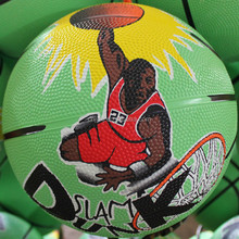 Wholesale Promotional 5 Rubber Basketball Ball