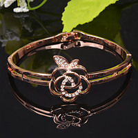 latest design promotional and elegant bangle with health care energy