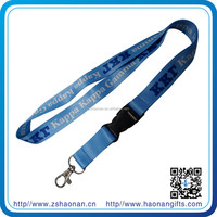 promotional polyester lanyard for association