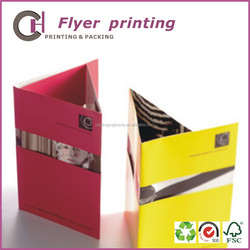 Fashion flyers design and printing