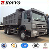 Sinotruck Gold Prince Dump Truck 6x4 336HP Left Hand Driving Vehicle for sale