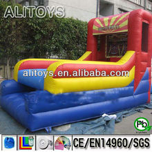 ALITOYS new game---inflatable basketball sport games