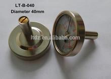 total de las ssindustrial termómetro bimetálicoindicador de temperatura