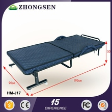 2015 Hot Sale factory price environment folding outdoor beds pp material