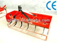 hot sale land scraper(SBX-4) farm machinery grader