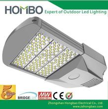 UL DLC ce rohs aluminum hotsell 120w led street light manufacturers, newest design waterproof 120 watt led parking light