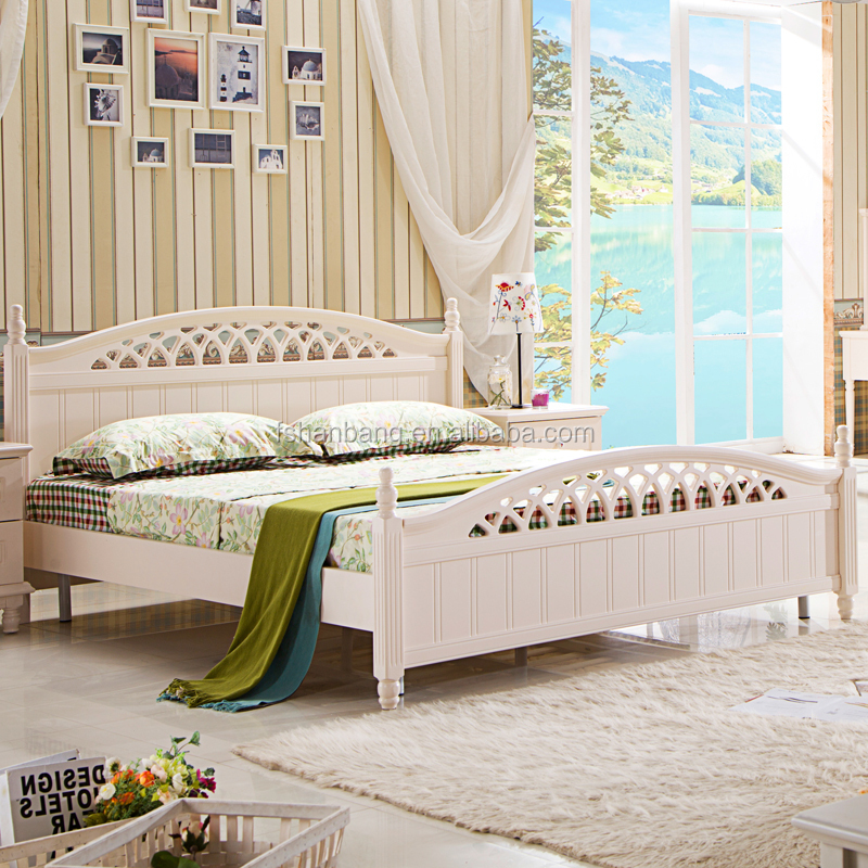 Teen King Queen Size Bedroom Furniture Set For Home Hotel In Hot Sale