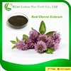 2015 High quality 40% Total Isoflavones Red Clover extract wholesale, Natural Red Clover extract in bulk, Red Clover extract pow