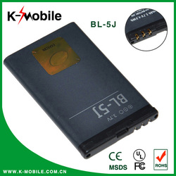 compatible mobile phones battery for nokia bl-5j