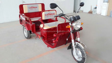 1000W 60V adult electric tricycle with passenger seat