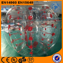 Crazy And Funny Inflatable Belly Bumper Bubbles For Sale